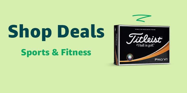 Sports & Fitness - Shop deals