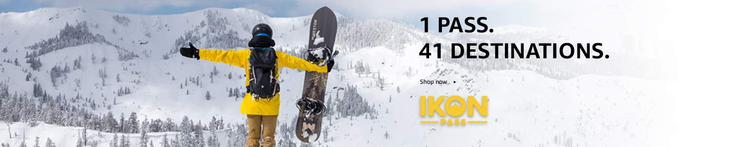 Shop the Ikon Pass