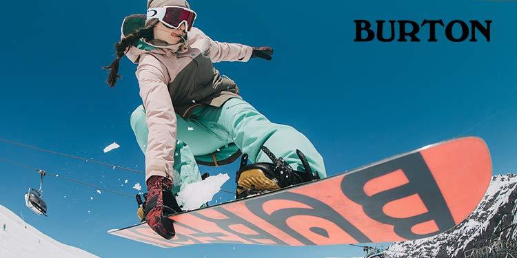 Shop Burton Snowboards