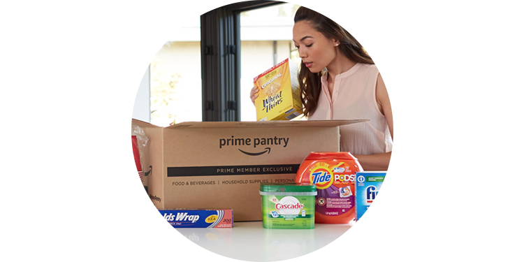 Prime pantry cost