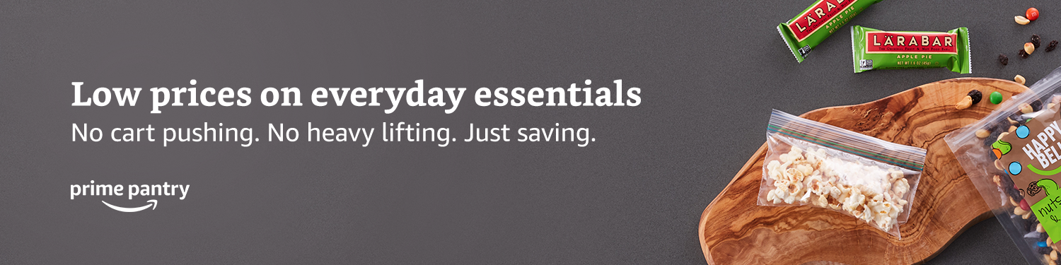 Low prices on everyday essentials