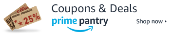 Prime Pantry Coupons