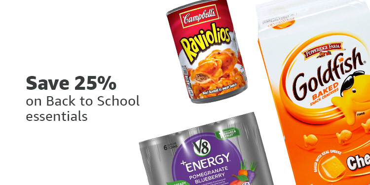 Save on Back to School Essentials