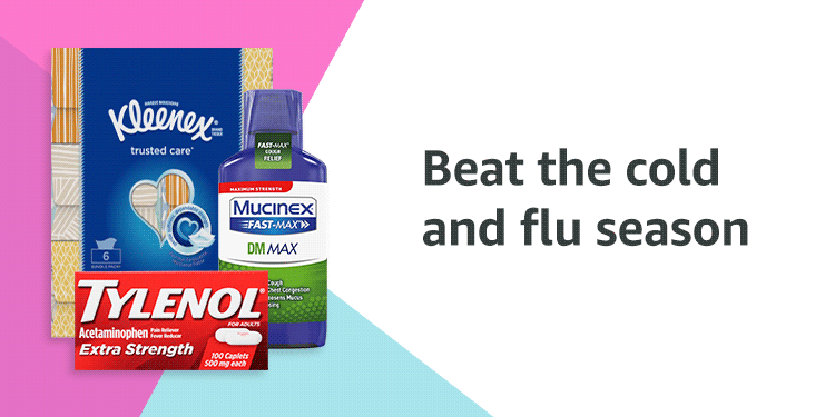Beat the cold and flu season