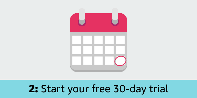 Start your free 30-day trial