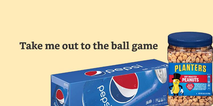 Shop snacks for baseball season