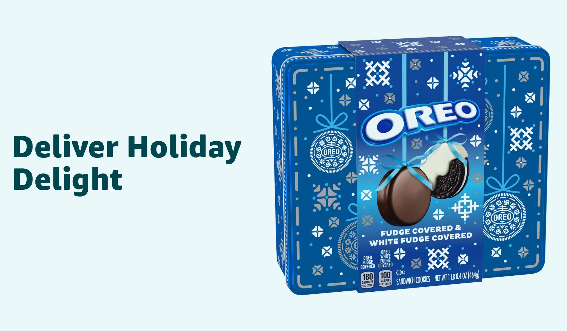 Deliver Holiday Delight