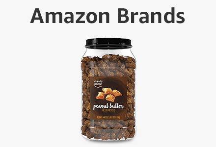Save on Amazon Brands