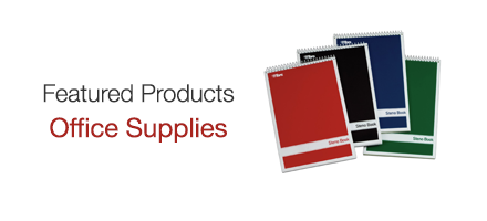 Featured Products: Office Supplies