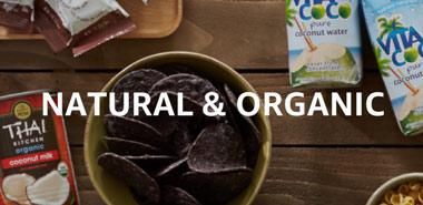 Healthy Living: Natural and Organic