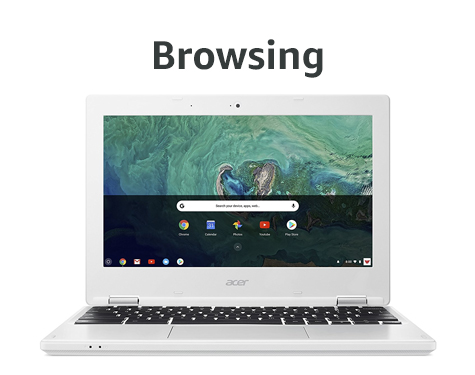 Amazon's Choice for a Browsing Laptop
