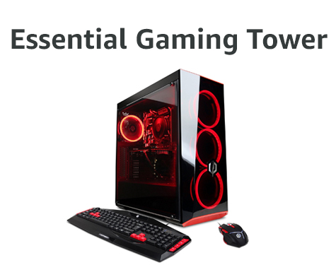 Amazon's Choice for an Essential Gaming Tower