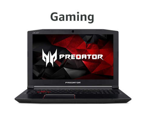 Amazon's Choice for a Gaming Laptop