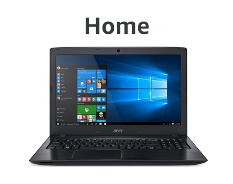 Amazon's Choice for a Home Laptop
