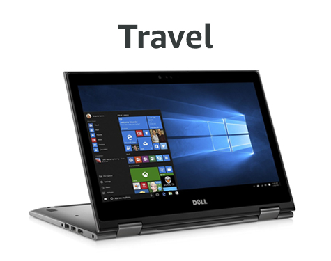 Amazon's Choice for a Travel Laptop