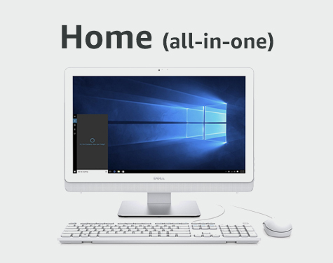 Amazon's Choice for a Home Desktop (all-in-one)