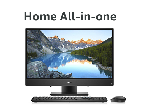 Amazon's Choice for a HomeDesktop (all-in-one)