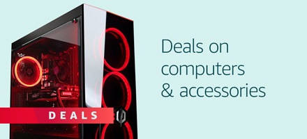 Deals on Computers and Accessories