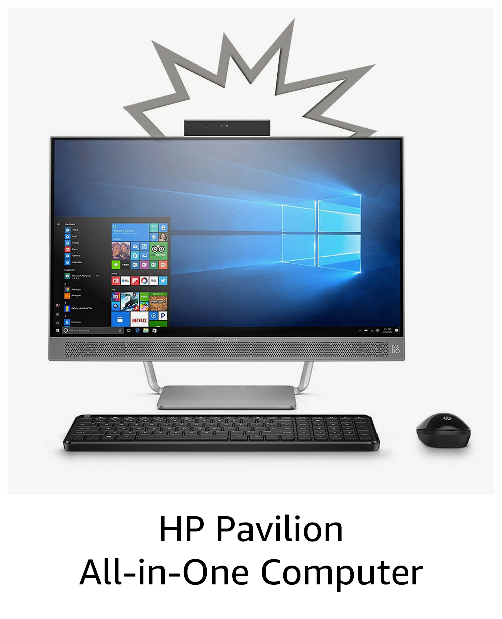 HP Pavilion All-in-One Computer