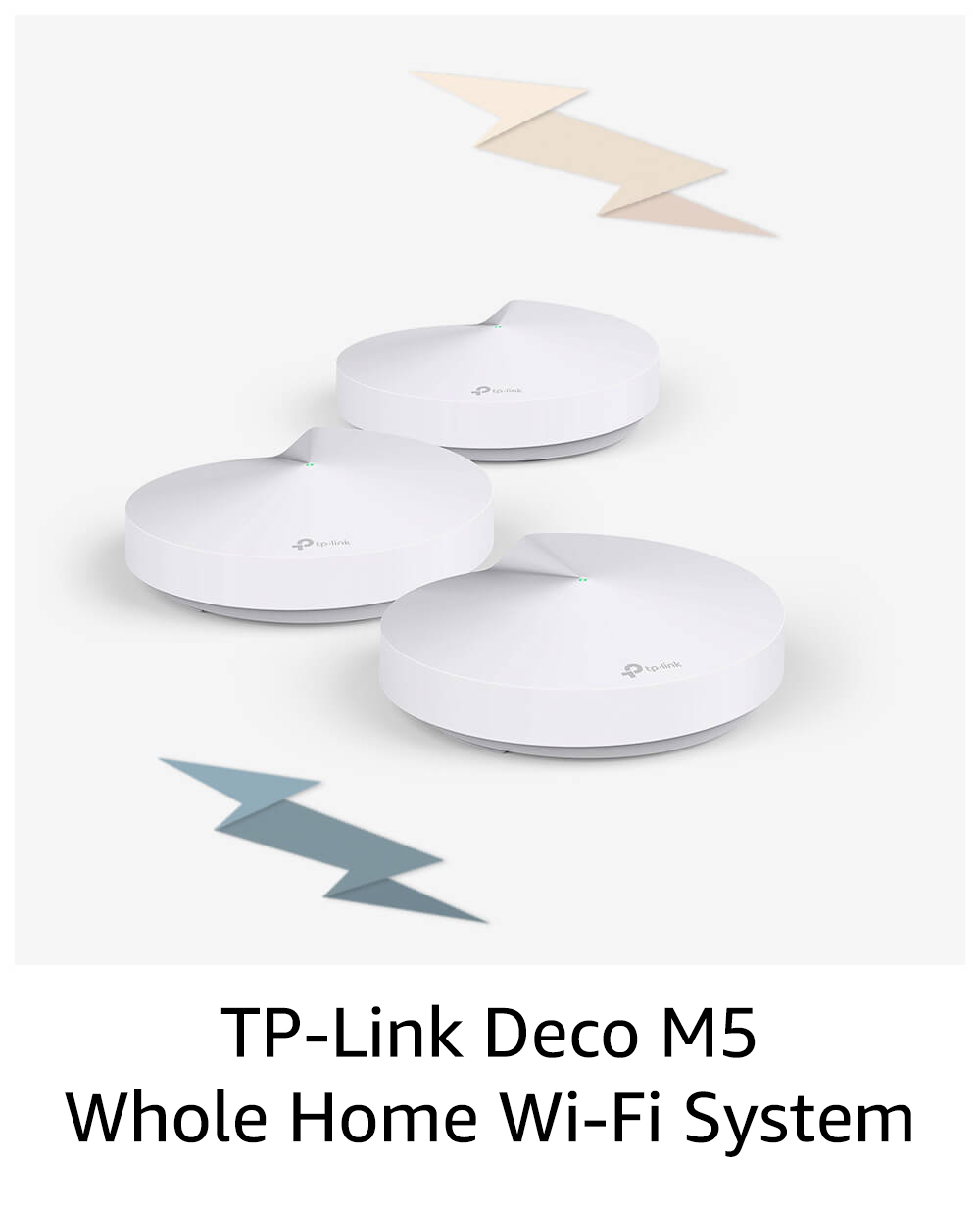 TP-Link Deco M5 Whole Home Wi-Fi System