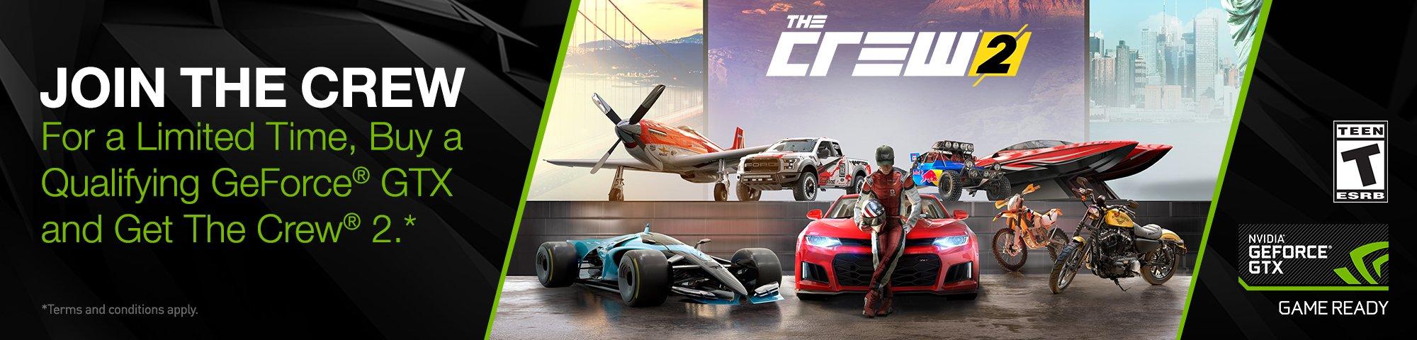 Amazon com: NVIDIA The Crew 2 Game Bundle: Electronics
