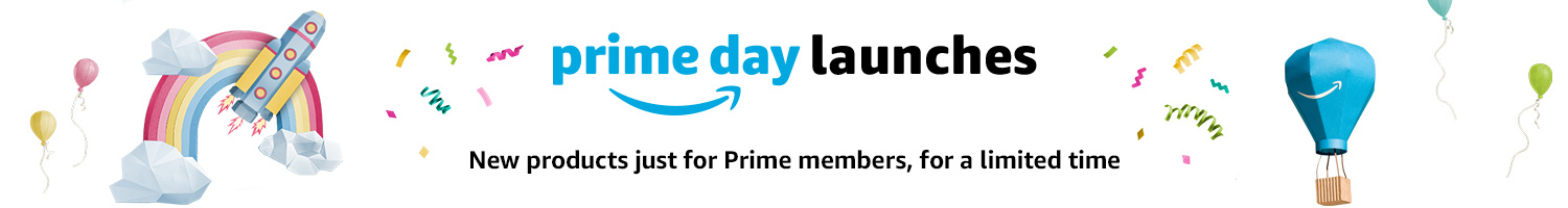 Prime day launches