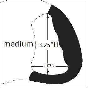 Avant Garde medium handle