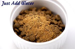 SuperGravy Food Topper | Just Add Warm Water