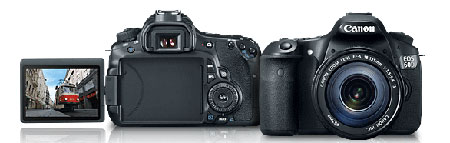 Canon EOS 60D on Amazon.com