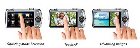 Canon PowerShot SD980 highlights
