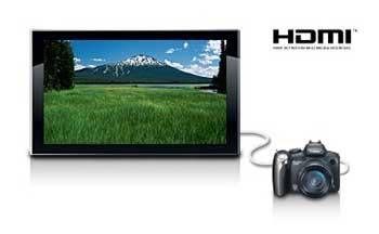 Canon PowerShot SX20 highlights