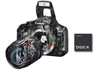 Canon EOS REBEL T1i/500D Driver Windows