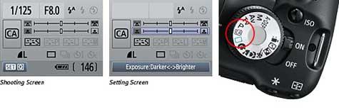 Canon EOS Digital Rebel T1i digital SLR highlights