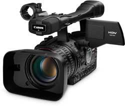Canon XH-A1S Highlights