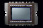 The Canon Digital Rebel XT's image sensor