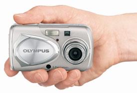 The Olympus Stylus 300