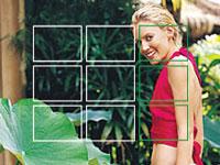 Canon's 9-point autofocus feature