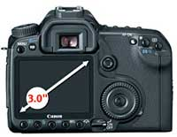 Canon EOS 40D DSLR highlights