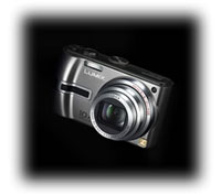 Panasonic Lumix TZ3 Features and Highlights