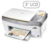 Kodak EasyShare 5300 all-in-one printer features and highlights