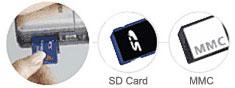 Samsung HMX10 camcorder highlights