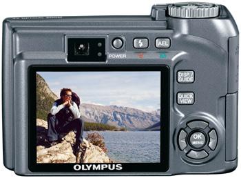 Olympus SP-320Z