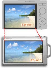 Sony Cybershot DSC-T200 features and highlights