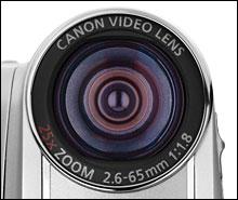 Precision-Engineered Genuine Canon Video Lens