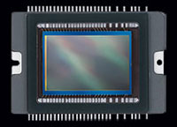 Canon Rebel XTi CMOS sensor