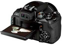 Fuji FinePix digital camera highlights