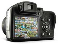 Fuji Finepix S8100fd highlights