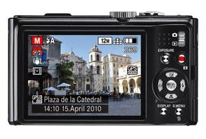 Leica V-Lux 20 digital camera highlights