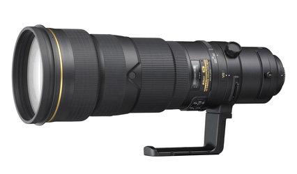 Nikon 500mm f/4G Lens