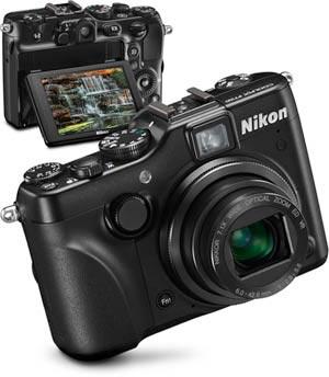 The Nikon COOLPIX P7100